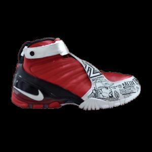 Nike Zoom Vick III 3 Laser Dirty Birds Size 11.5 Promo Sample LeBron Flyknit