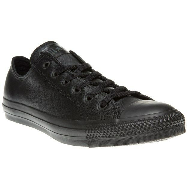 Star Ox Leather Trainers Plimsolls