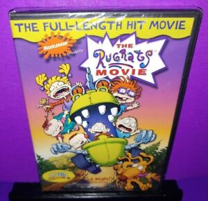 The-Rugrats-Movie-DVD-1999-Brand-New-B569