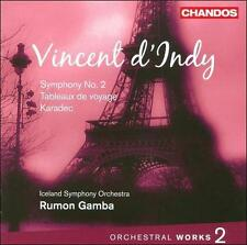 Vincent d'Indy: Orchestral Works, 2, New Music