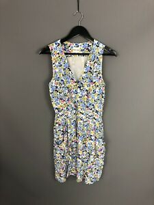 REISS-Summer-Dress-Size-UK8-Floral-Great-Condition-Women-s