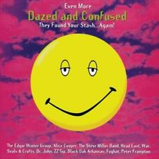 Even More Dazed and Confused Soundtrack Purple With Pink Splatter Vinyl LP