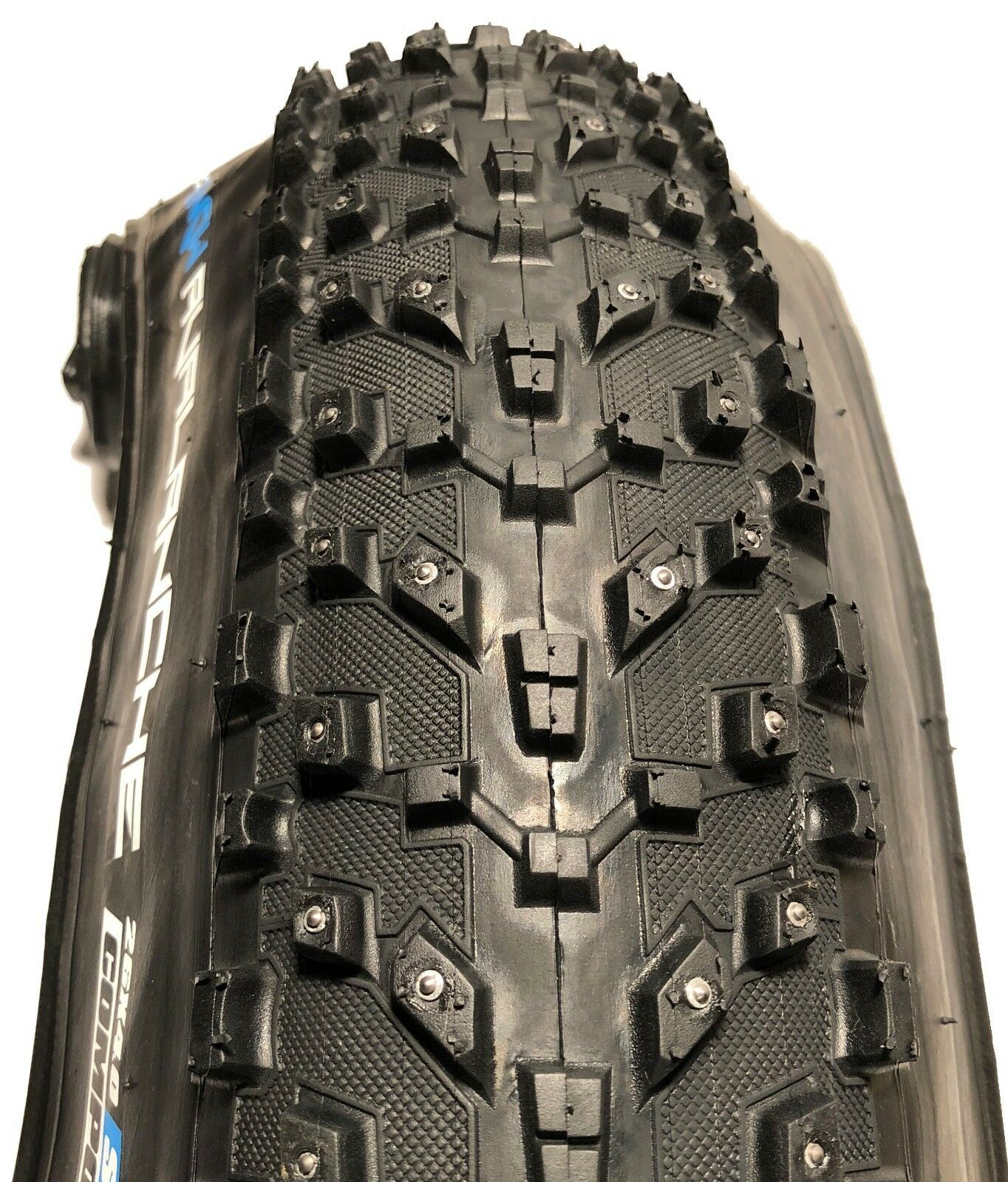 Vee Rubber 26x4.0 Snow Avalanche Studded Fat Tire Folding Bead Silica Compound