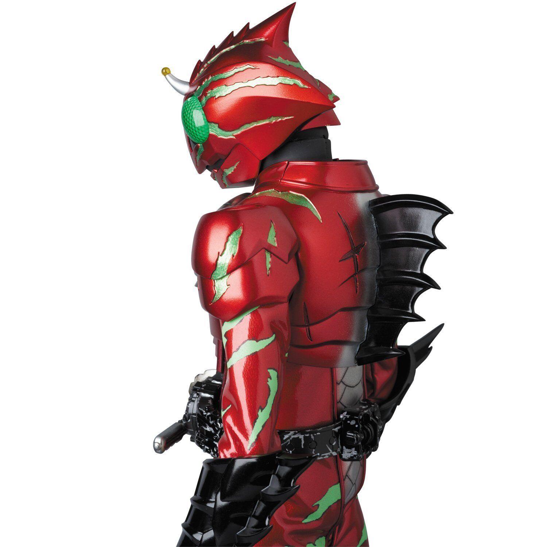 Medicomgiocattolo RAH Real azione Heroes GENESIS KAMEN Masked Rider Rider Rider Amazon Alfa MISB 6c2746