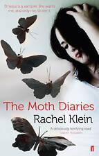 The Moth Diaries,Klein, Rachel,New Book mon0000015410