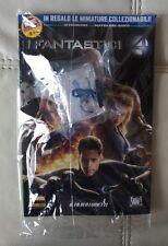 FANTASTICI 4 IL FILM A FUMETTI - NUOVO CON GADGET - ESAURITO! 2005 MARVEL ITALIA