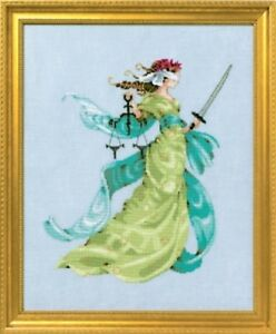 Lady Justice - MD160 - Mirabilia Chart New