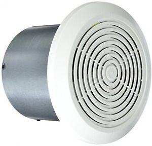 Exhaust Fan 7 In Kitchen Wall Bath Ceiling Blower Garage Direct Vent 8 Inch New Ebay
