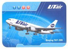 UTAIR Aviation Russian Airlines Boeing 767-200 Pocket Calendar 2013 NEW