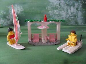 Lego-costruzioni-6401-Seaside-cabana-6402-Seaside-cafe-6408-Wave-racer