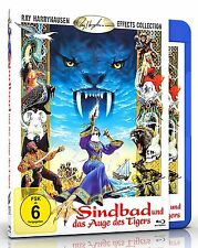 SINBAD AND THE EYE OF THE TIGER - Blu Ray -