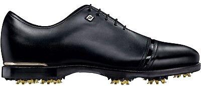 New Footjoy Icon Black Golf Shoes