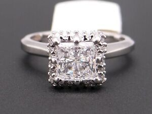 Tacori-18k-White-Gold-Princess-Round-Cut-Diamond-Halo-Engagement-Ring-HT2502PR6
