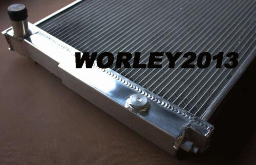 Aluminum radiator for AUDI A4 S4 A6 /& PASSAT B5 2.4 2.7 2.8 BITURBO 2.5TDI MT