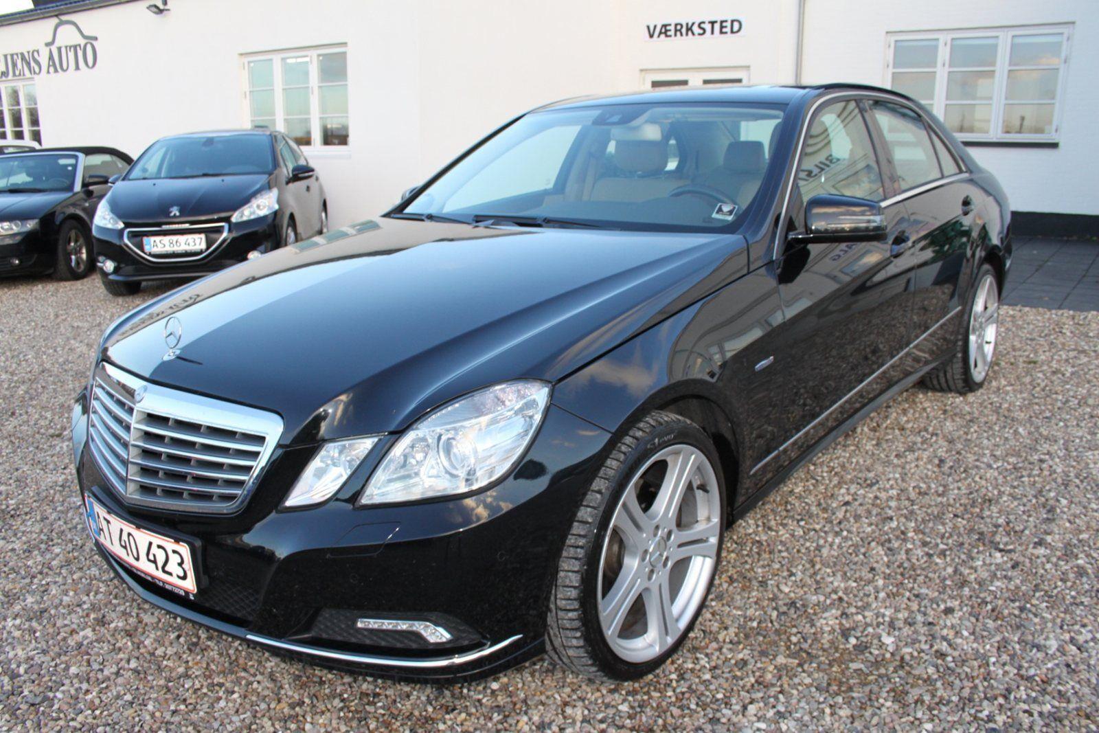 Mercedes E350 3,0 CDi aut. 4-M BE 4d - 244.900 kr.