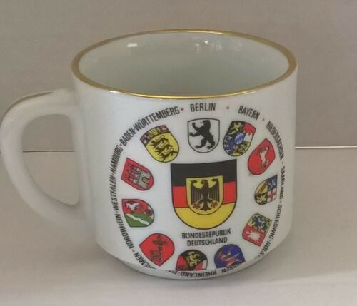 Bundesrepublik Deutschland Germany Coffee Mug Cup