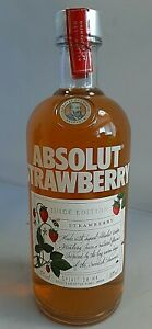 EUR-70-00-l-absolutamente-Juice-034-Strawberry-034-Edition-0-5-L