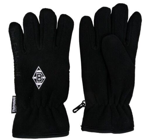 Fleecehandschuhe Handschuhe Gr S-XL  VfL Borussia Mönchengladbach BMG