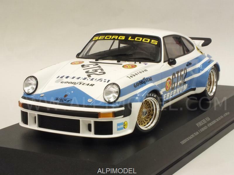 Porsche 934 Tebernum Racing Team 300 Km Nurburgring 19 1 18 MINICHAMPS 155766452