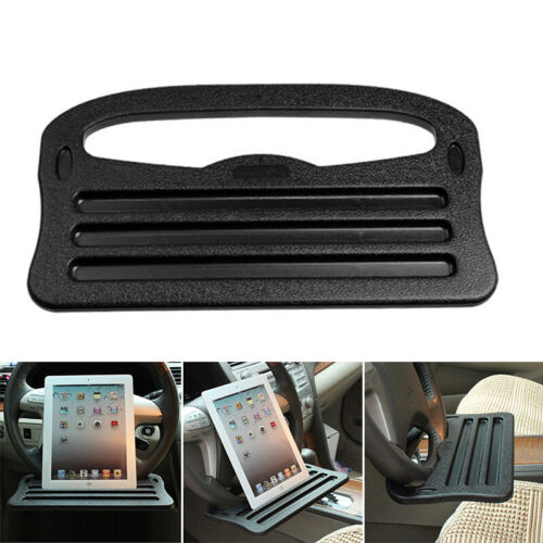 Auto Rest Tablet Ständer Esszimmer Tisch Lenkrad Ablage Getränk Halter für Pda //
