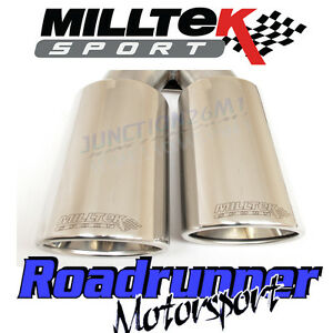 VW-Caddy-Milltek-Exhaust-2-0-TDi-140PS-2WD-Particulate-Filter-Back-Res-Polish