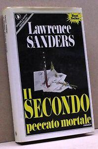 IL SECONDO PECCATO MORTALE - L. Sanders [Collana Pandora]