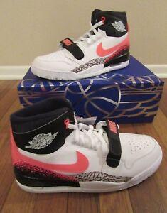 24a814e2ab15 Nike Air Jordan Legacy 312 NRG Size 11 White Hot Lava AQ4160 108 ...