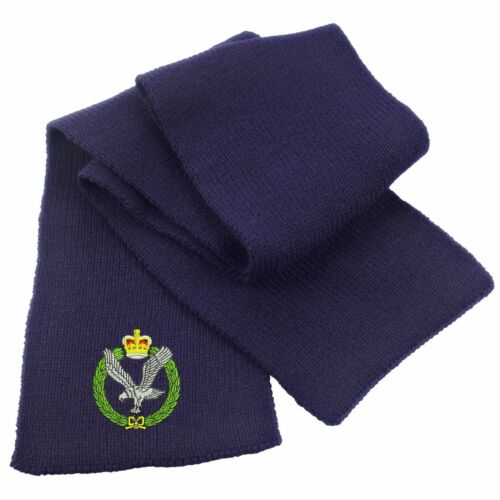Army Air Corps Heavy Knit Scarf