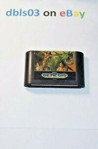 Golden Axe II (Sega Genesis, 1991) Authentic/Original Cartridge American Shipper