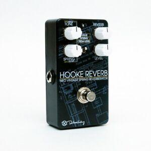 Used Keeley Hooke Spring Reverb Guitar Effects Pedal