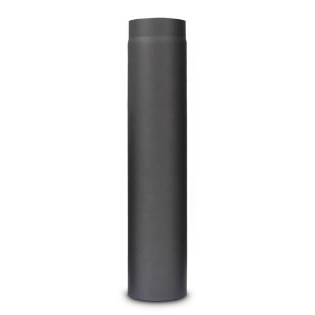 Ofenrohr Rauchrohr Bogen 90/° verstellbar 0-90/° 150mm schwarz Kaminrohr Senotherm