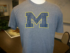 Michigan Wolverines NCAA Adult XL Game Day Tee Shirt