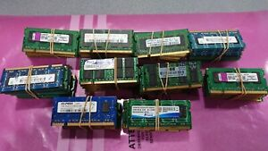 JOB-LOT-OF-100-X-MIXED-1GB-LAPTOP-MEMORY-RAM-100-STICKS-1GB-RAM-DDR2