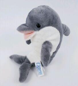Melissa-amp-Doug-Princess-Soft-Toys-Dolphin-Plush-Sitting-Sea-Stuffed-Animal-11-034