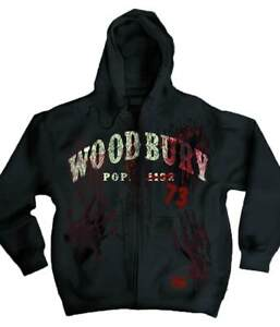 Walking-Dead-Woodbury-Zip-Up-Hoodie-Sweatshirt
