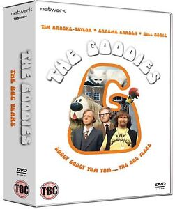 The Goodies: The Complete BBC Collection (DVD, 2018, 12-Disc Set)