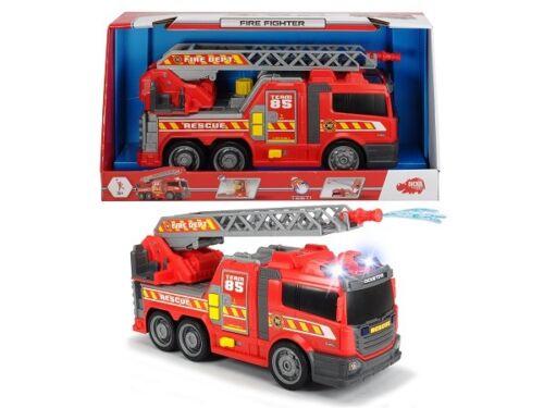 Dickie Toys 203308371 - Fire Fighter / Feuerwehr Leiterwagen - Neu