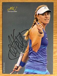 Angelique-Kerber-Ak-Tennis-Wimbledonsiegerin-Autografo-Original-Firmado-4