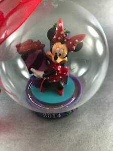 Disney-Parks-Minnie-Tree-Ornament-Xmas-Tree-Ornament-Figurine-USA