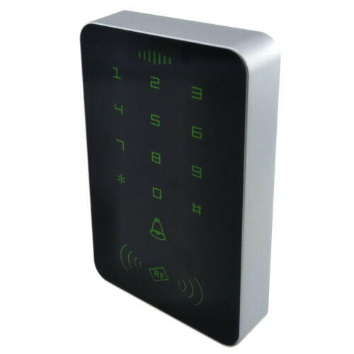 Standalone Door Access Control RFID Card Reader Security Password Keypad Entry