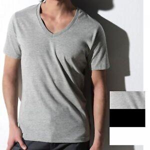 3er-Pack-Herren-V-Neck-T-Shirt-nakedshirt-Baumwolle-S-bis-3XL-OkoTex-Anthony