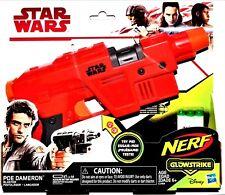 STAR WARS NERF POE DAMERON BLASTER NEW L@@K
