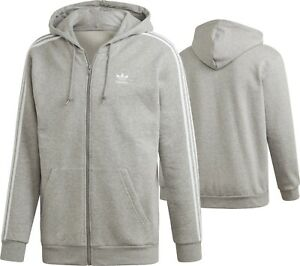 adidas-men-039-s-hooded-track-top-full-zip-cotton-sport-running-grey-jumper-gym-2020