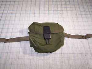 Individual First Aid Kit USGI Olive Drab Alice Pouch US Army Military Pouch ONLY