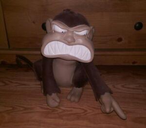Mezco Toys - Été 2006 - Exclusivité Family Guy - Singe diabolique avec fourrure floquée 696198201109