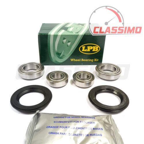 MK 1 2 /& 3-1975 to 1999 Rear Wheel Bearing Kit Pair for VOLKSWAGEN VW POLO