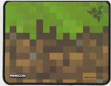 Razer Minecraft Minecon 2011 Gaming Mouse Pad