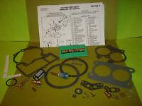 Carburetor Rebuild Kit Mercruiser Marine 2bl Rep Mercarb 3302-804845 Modern Fuel