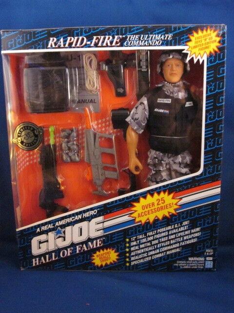 1993 Hasbro GI Joe Hall Of Fame The Ultimate Commando