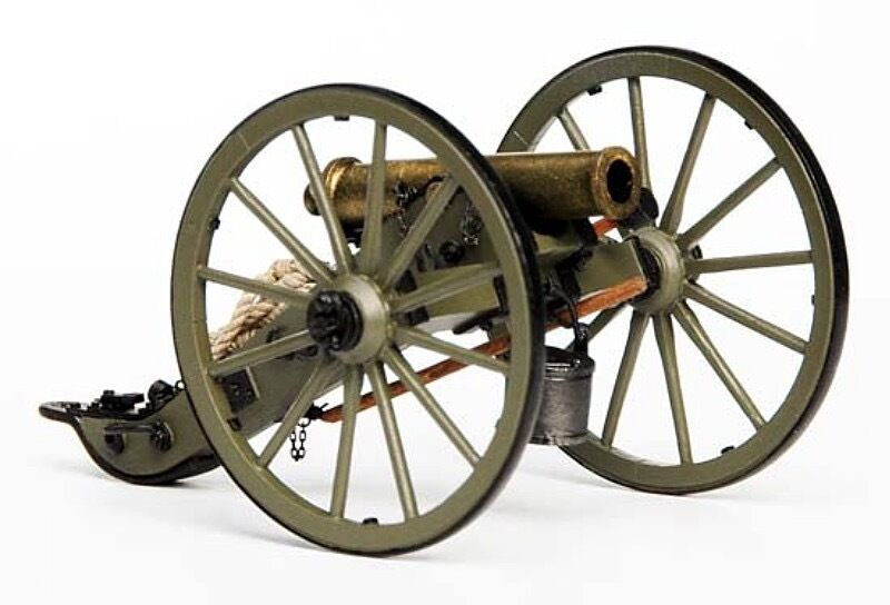 Guns of History 1 16 scale 12pdr Mountain Howitzer kit